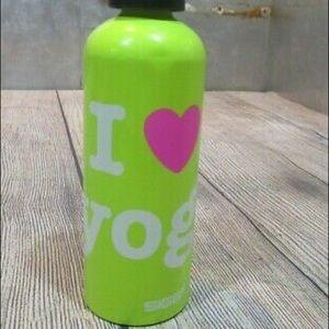 Lululemon sigg 1 litre water bottle metal